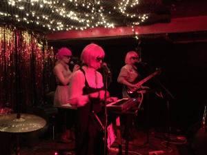 playing at Cake Shop NYC May 2015